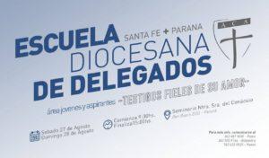 Escuela delegados 2016